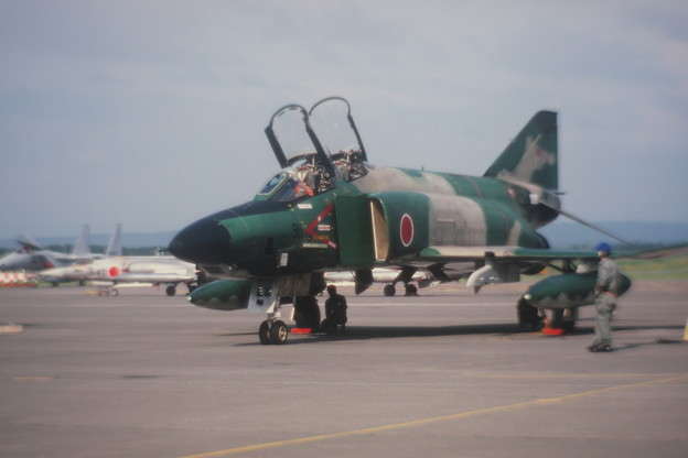RF-4E 57-6911 CTS基地祭