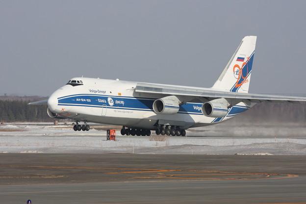 Antonov AN-124 RA-82043 VDA CTS 2011.03