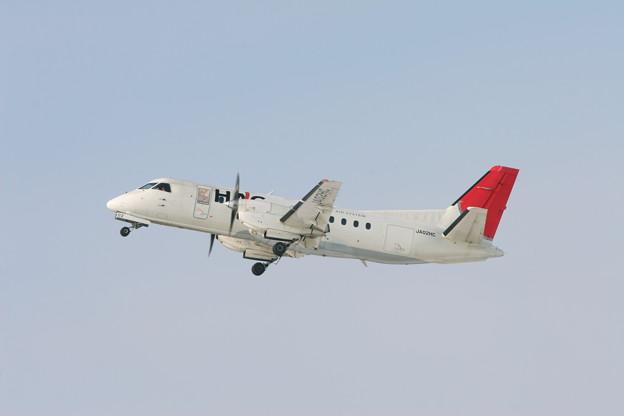 SAAB 340B JA02HC CTS 2008.01