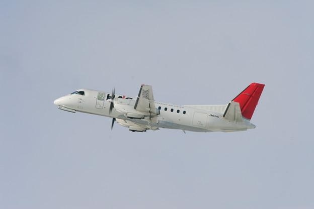SAAB 340B JA03HC CTS 2008.01
