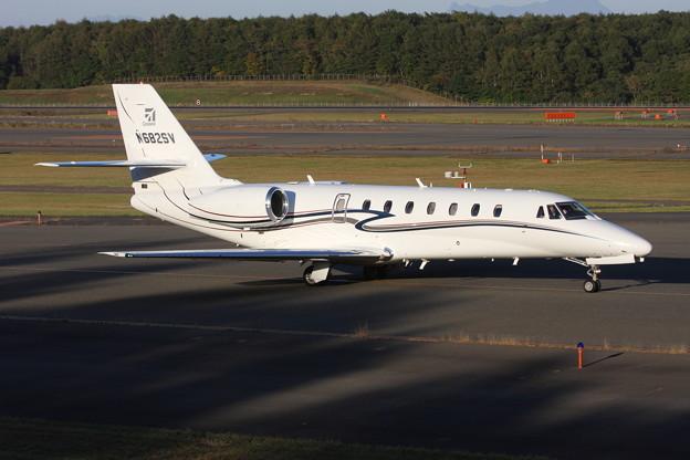 Cessna680 N682SV 13.1010