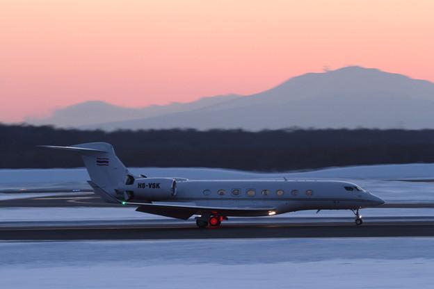 Photos: Gulfstream G650 HS-VSK