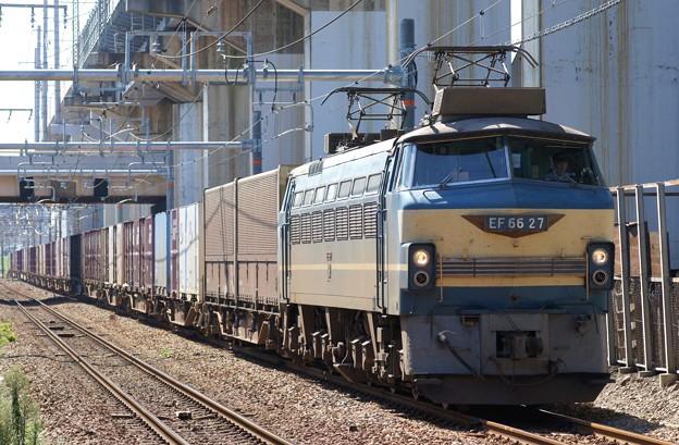 EF66-27【5070レ】