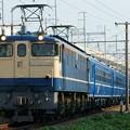 北びわこ号【EF65-1128】=送り込み=