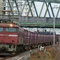 Photos: 3092レ【EF81-748牽引】