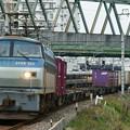 Photos: 遅5071レ【EF66-123牽引】