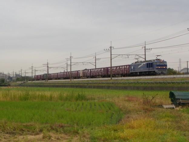 EF510 515牽引2095レ