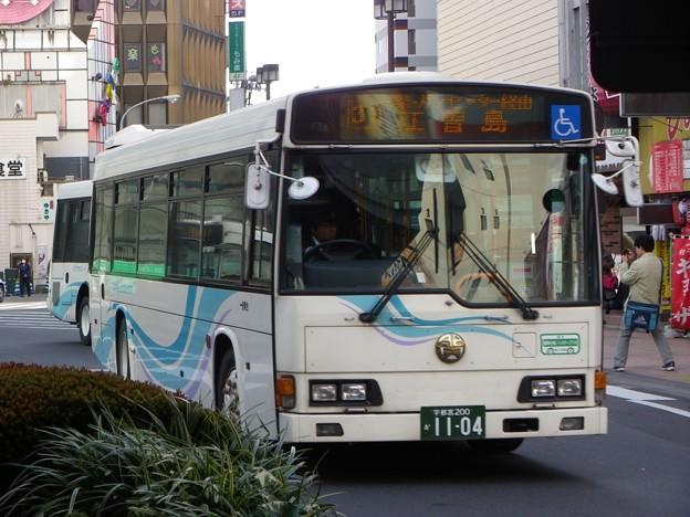 関東自動車 日野レインボーBDG-HR7JPBE