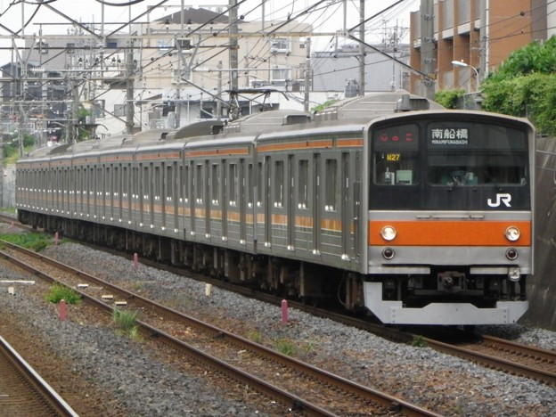 205系ケヨM27編成