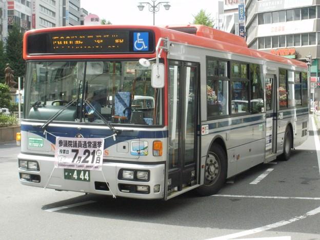 Photos: 新潟交通 日産ディーゼル・スペースランナーRA  PKG-RA274PAN