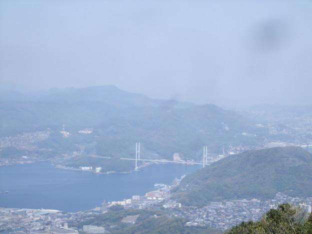 八郎岳頂上からの眺め 3