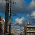 Photos: 空と雲と