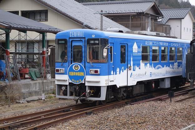 明知鉄道 気動車体験運転列車