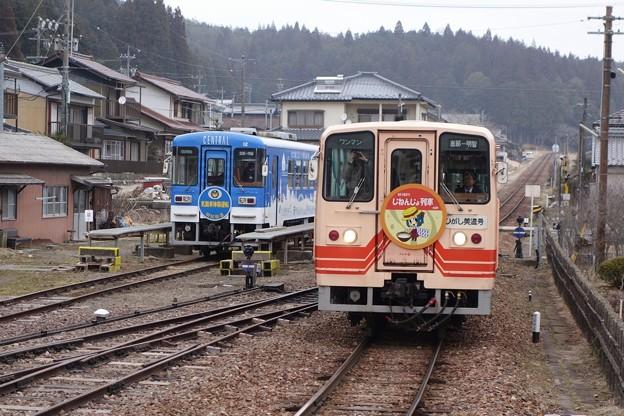 明知鉄道 大正ロマン号 (1)
