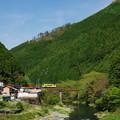 Photos: きらめき号 錦川を渡って岩国へ