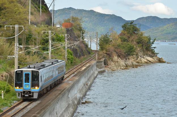 Photos: 2000系 いしづち4号