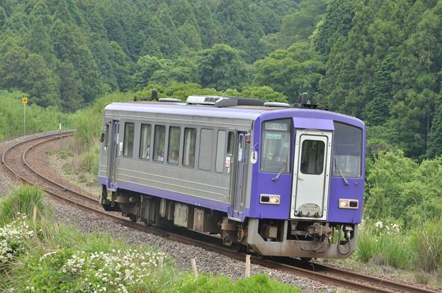 関西本線 キハ120単行