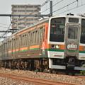 Photos: 211系 高崎線HM付き C16編成