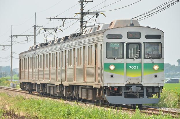 秩父鉄道 7001F