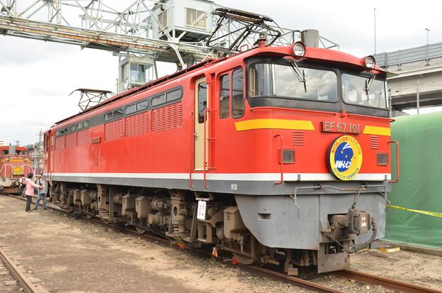 EF67 101号機