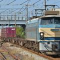 5074レ EF66 52号機