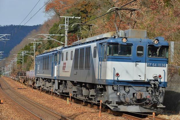 8866レ EF64 1036 ムド1049号機