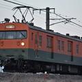 Photos: 篠ノ井線 霜取り列車