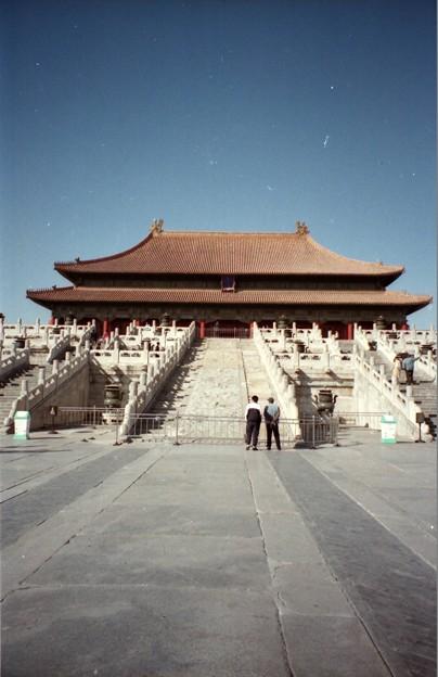 Beijing, Forbidden-city (2)