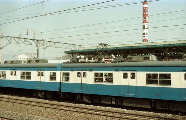 KNR / パンタ周り・鉄道庁、首都...
