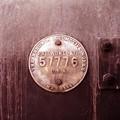 Photos: [Private] Kominato Railway No.2, Baldwin plate