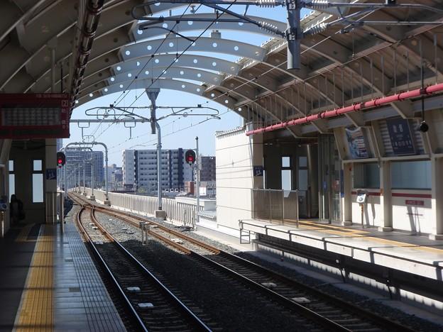 すけのぶ/遠州鉄道・助信駅 乗降場