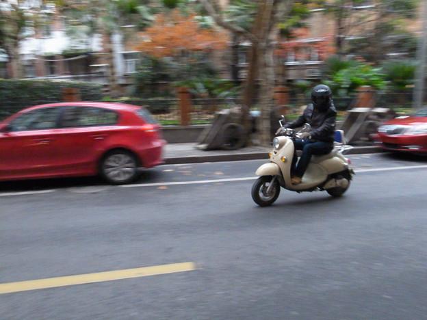 上海 「走る」