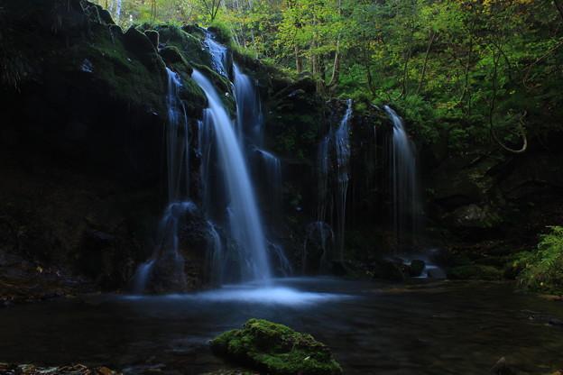 Photos: 猿壷の滝(兵庫県新温泉町)