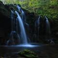 猿壷の滝(兵庫県新温泉町)