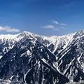 後ろ立山連峰パノラマ
