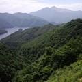 Photos: レイクラインから見る磐梯山と秋元湖です。
