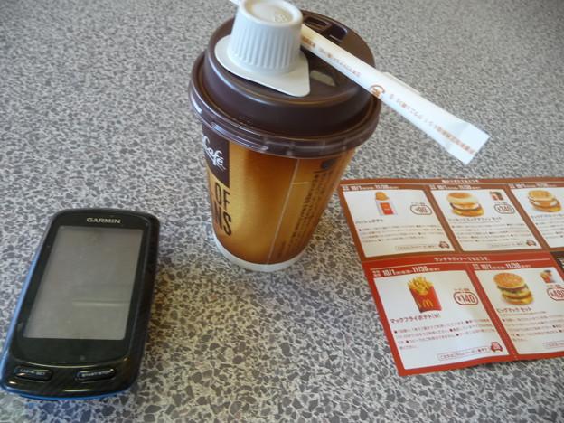 マクドナルド無料コーヒー