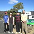 写真: 足利カントリークラブ2014.1.16.