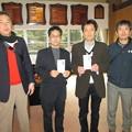 Photos: 足利カントリークラブ3月Aクラス月例杯表彰式後2014.3.2