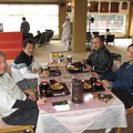 写真: チーム対抗戦コンペお昼の2組目2014.3.23