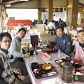 Photos: チーム対抗戦コンペお昼の3組目2014.3.23