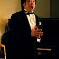 Photos: 登戸学寮 コンサート 倉石真 くらいしまこと 声楽家 オペラ歌手 テノール