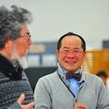 Photos: 島田 一男 コメディアン オペラ歌手 バリトン メリーウィドウ ニェーグシュ リハーサル 軽井沢