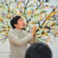 Photos: 池田 元典 オペラ歌手 テノール メリーウィドウ クロモウ リハーサル 軽井沢
