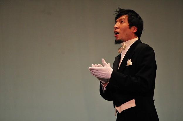 池田元典 オペラ歌手 テノール メリーウィドウ クロモウ ゲネプロ 軽井沢
