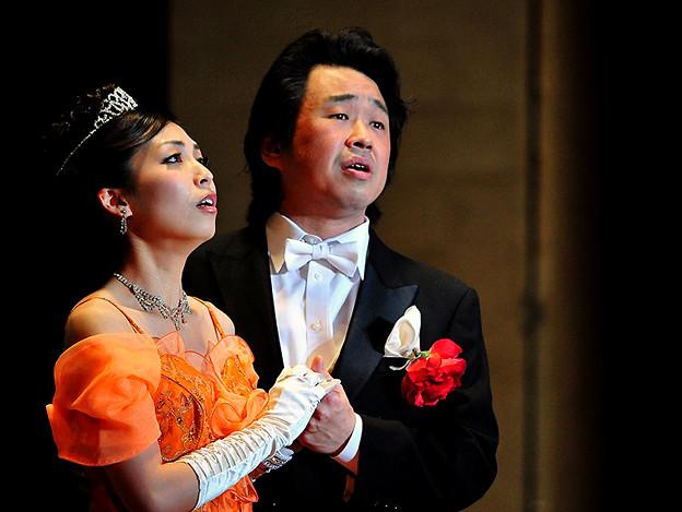 メリーウィドウ カミーユ 第3回軽井沢オペラプロジェクト 倉石真 くらいしまこと オペラ歌手 テノール