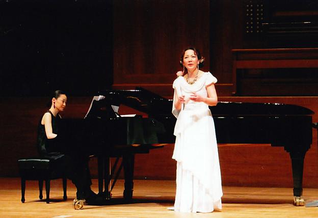Photos: 陳曦 チェンシ Chen Xi メゾソプラノ 倉石真 くらいしまこと オペラ歌手 声楽家 テノール