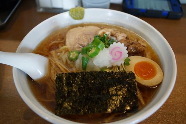 Dragon Noodle's ドラゴンラーメン@冷やしラーメン