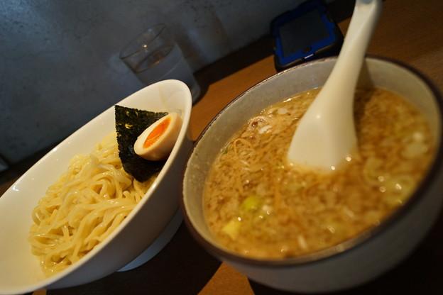 Dragon Noodle's ドラゴンラーメン@つけ麺