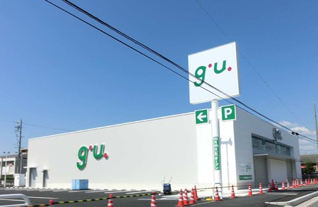 ジーユー豊橋小向店(g.u.) 2012年10月26日(金) オープン 店舗完成-240923-1